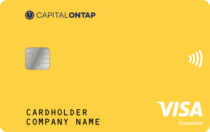Capital On Tap business credit card